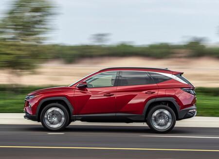 Hyundai Tucson 2022 Mexico 10