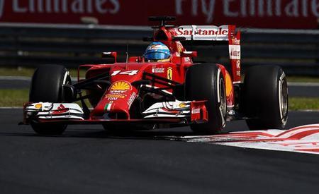 Fernando Alonso, un podio que sabe a victoria