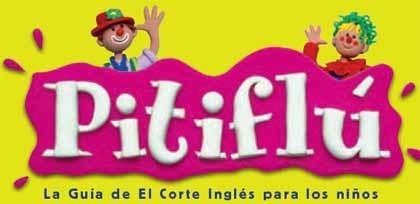 Pitiflú: actividades gratuitas infantiles en El Corte Inglés