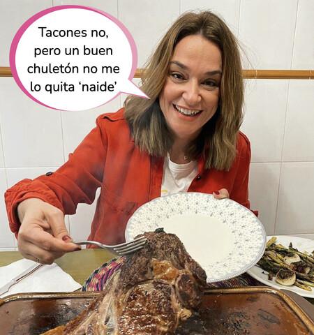 Este es el curioso motivo por el que Toñi Moreno jamás usa tacones