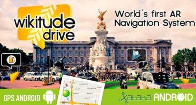GPS Android: Wikitude Drive, un navegador aumentado
