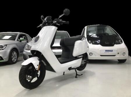 Estas nuevas baterías de MAHLE Powertrain podrán cargar una moto eléctrica en solo 90 segundos