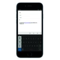 Microsoft pretende conquistar el teclado de los iPhone trasladando el que creó para Windows Phone