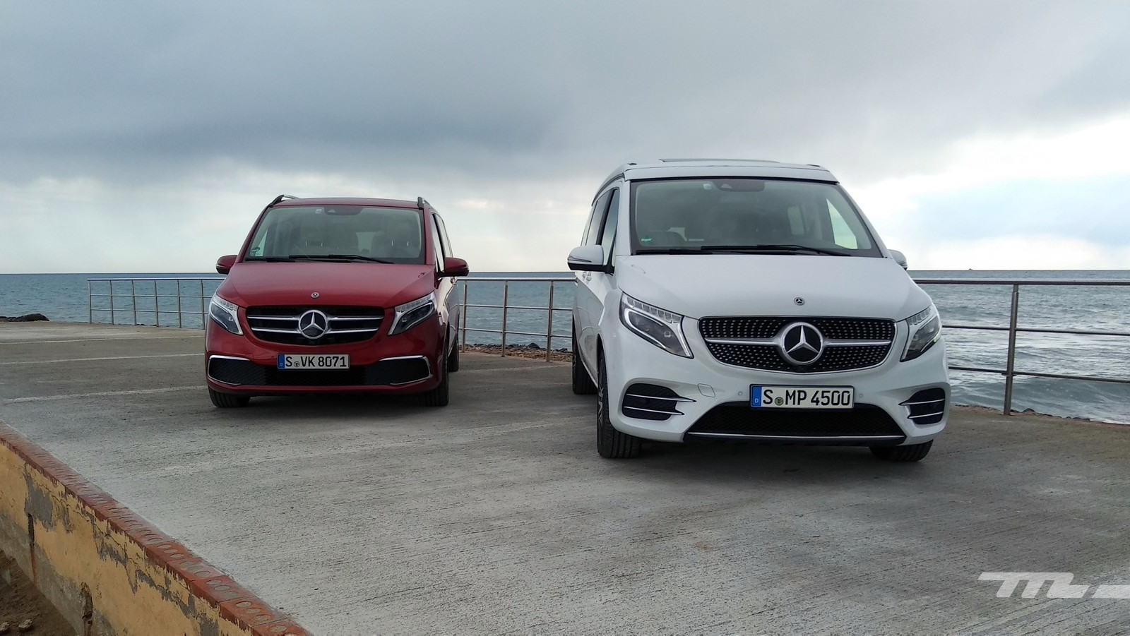 Mercedes-Benz Clase V (presentación)