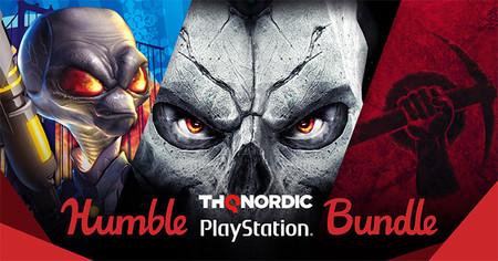 Humble Bundle nos ofrece juegos para PS3 y PS4 de THQ Nordic