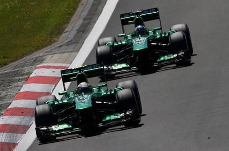 Caterham quiere cerrar sus dos pilotos para 2014 lo antes posible