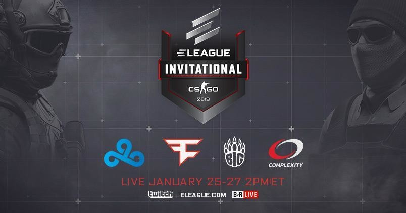 El nuevo año competitivo de CS:GO empieza con el retorno de ELEAGUE y 150.000 dólares en premios