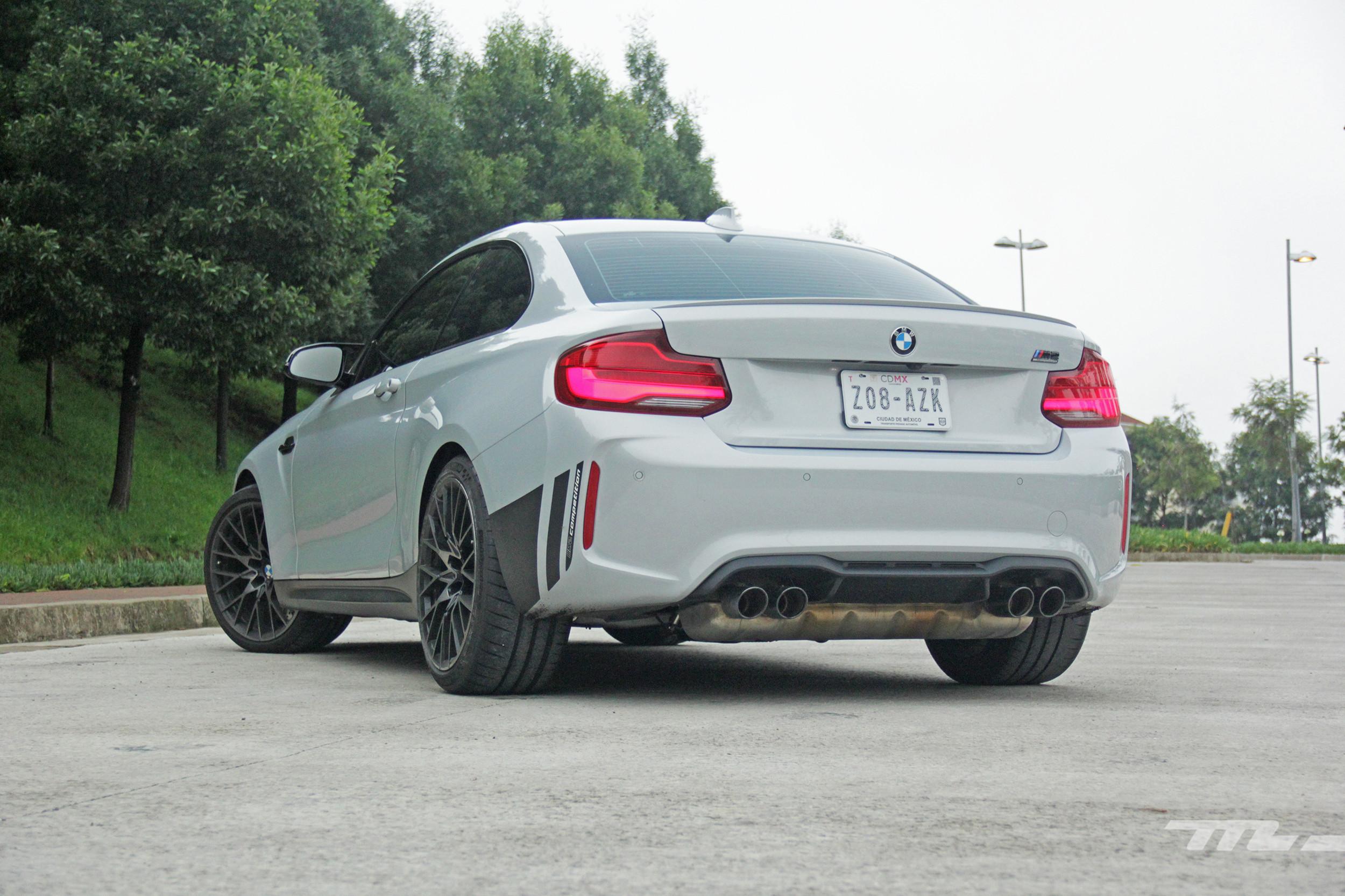 Foto de BMW M2 Competition (17/36)