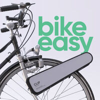 Clip es un accesorio para convertir una bicicleta tradicional en eléctrica de manera sencilla y relativamente económica