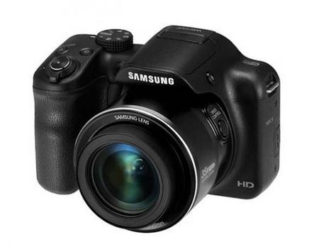 Samsung WB1100F, todos los detalles acerca de la cámara bridge con zoom óptico 35x