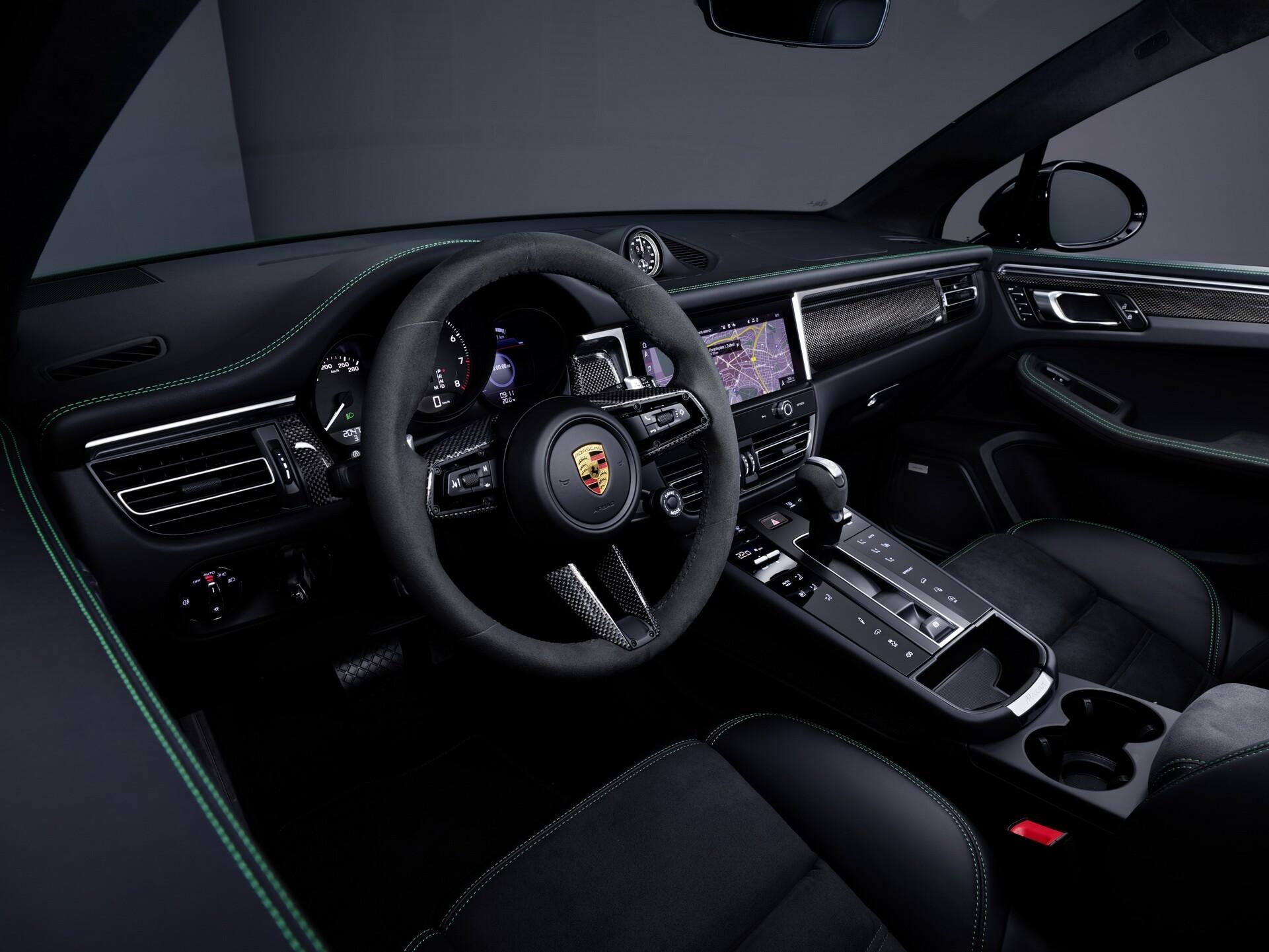 Foto de Porsche Macan 2022 (45/59)