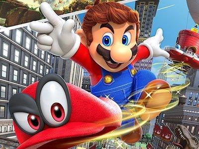 Casi 60 minutos de gameplay de Super Mario Odyssey aquí y ahora [E3 2017]