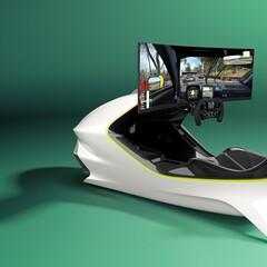Foto 11 de 19 de la galería simulador-aston-martin-amr-c01 en Motorpasión