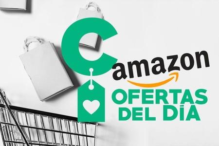 5 ofertas del día y ofertas flash en Amazon para continuar ahorrando, también en fin de semana