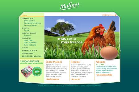 Web de Matines