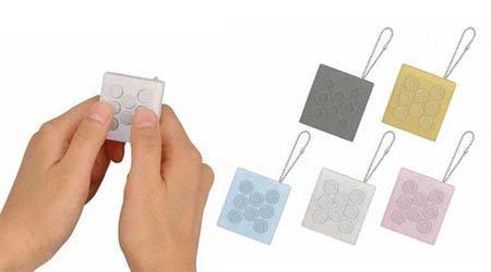 Simulador de papel burbuja