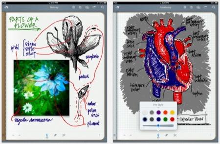 """Tres aplicaciones para convertir tu iPad en el """"notepad"""" perfecto"""