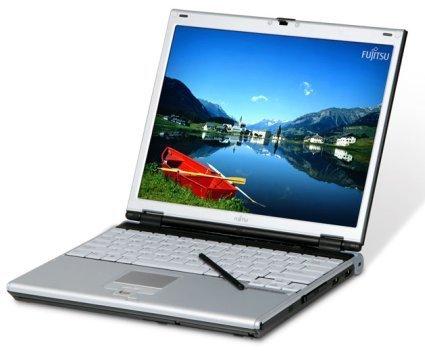 Fujitsu LifeBook B6210, con pantalla táctil