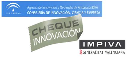 Cheque Tecnológico de ayuda a la innovación