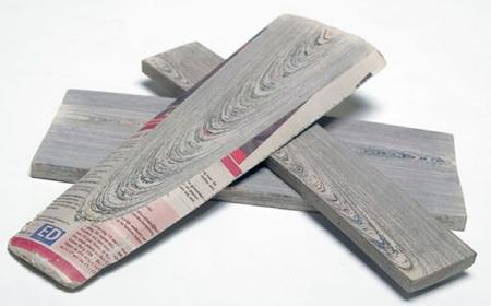 madera periodico