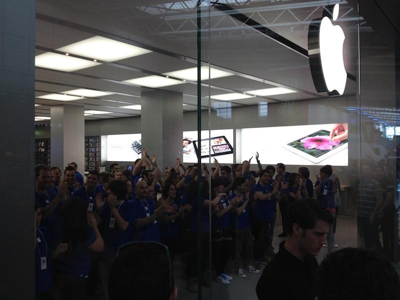 Foto de Apple Store Nueva Condomina (35/100)