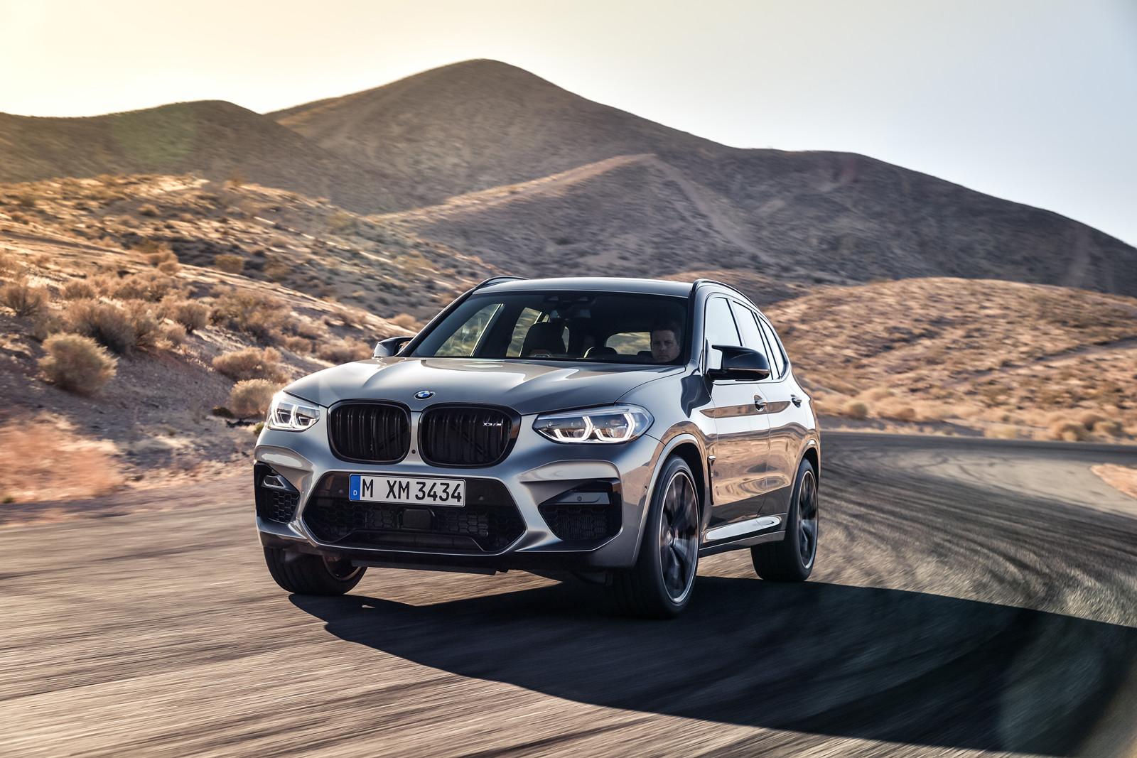 Foto de BMW X3 M 2020 (Presentación) (45/80)