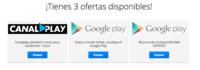 Si tienes un Chromecast, Google tiene ofertas para ti