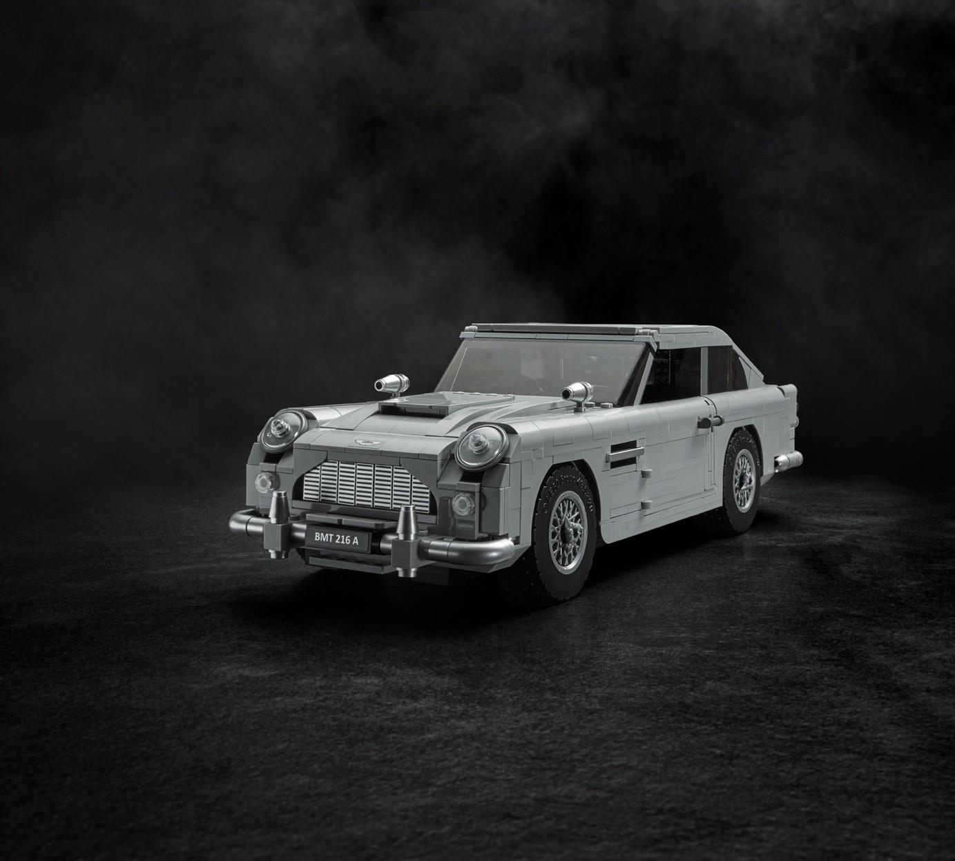 Foto de Aston Martin DB5 007 de LEGO (34/39)