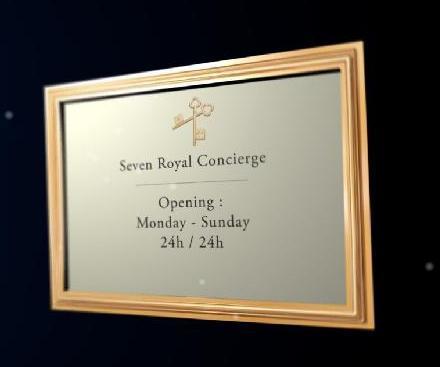 Seven Royal Concierge