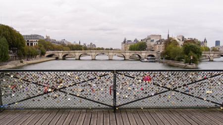 Pont Des Arts 2011 2