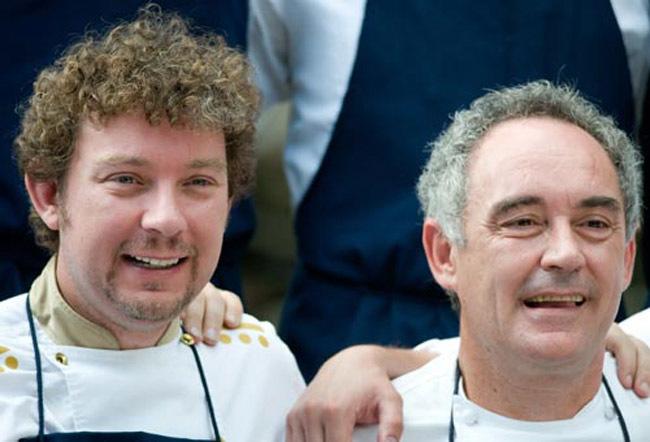 Albert y Ferran Adria