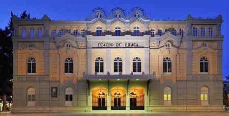 ¿Conoces el Teatro Romea de Murcia? Puedes hacerlos con sus visitas teatralizadas gratuitas