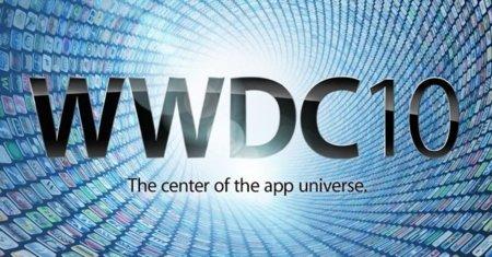 Vive la keynote de la WWDC10 el próximo lunes 7 en Applesfera, con seguimiento mediante Google Wave