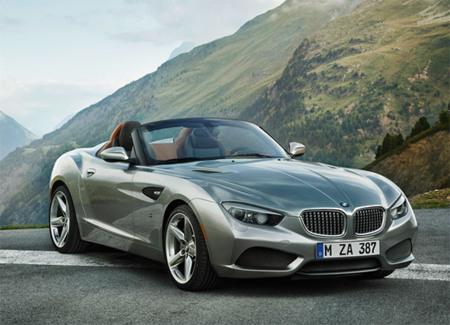 BMW Zagato Roadster, un coche al alcance de pocos