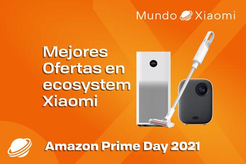 Las mejores ofertas de Xiaomi en el Prime Day 2021: Mi Electric Scooter Pro 2, Mi Vacuum Cleaner Light, Mi Smart Compact Projector