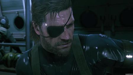 Metal Gear Solid V: Ground Zeroes en primera persona