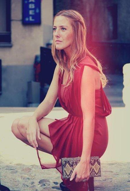 Esta temporada: ¡Pon un vestido rojo en tu armario!