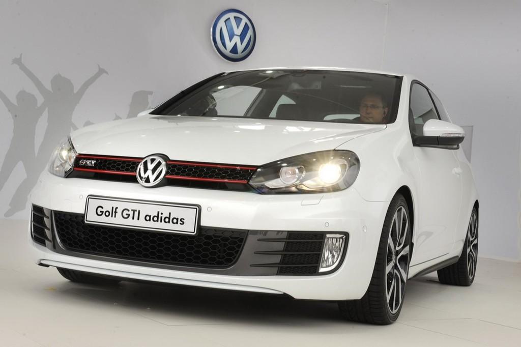 Foto de Volkswagen Golf GTI Adidas (1/11)