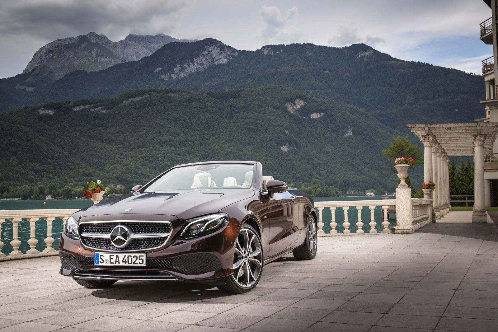 Foto de Mercedes-Benz Clase E Cabrio, toma de contacto (50/156)