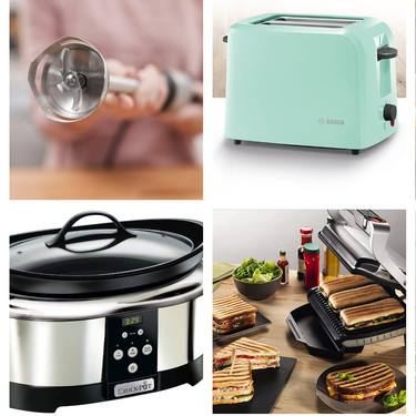 Las mejores ofertas de robots de cocina y pequeños electrodomésticos para regalar a las madres cocinillas
