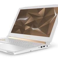 ¿Un portátil gaming en color blanco? Esa es la propuesta radical de los nuevos Acer Predator Helios 300