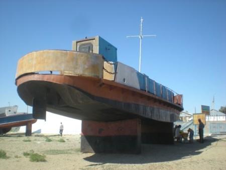 Aral Ship 3