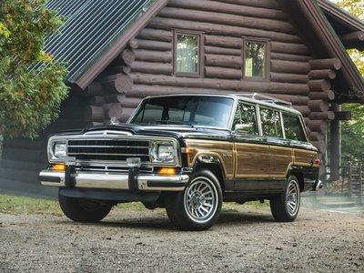 Jeep presentará el nuevo Grand Wagoneer el próximo año y será un SUV superpremium