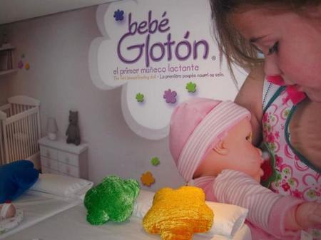 Habitación Bebé glotón