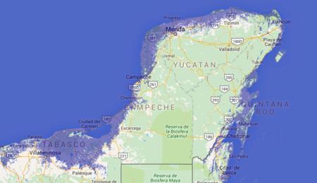 9 Yucatan