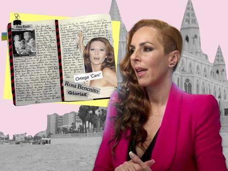 El diario secreto de Rocío Jurado, la base documental en la que se apoyará Rociíto Carrasco para desmontar al clan Mohedano 'En el nombre de Rocío'