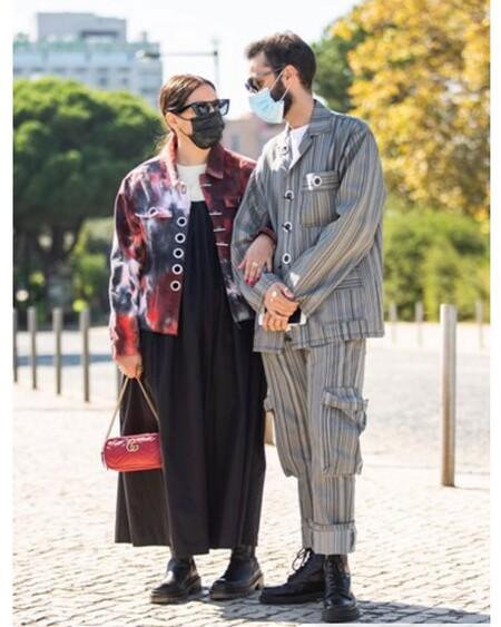 El Mejor Street Style De La Semana Nos Lleva A Lisboa A Celebrar Su Fashion Week 05