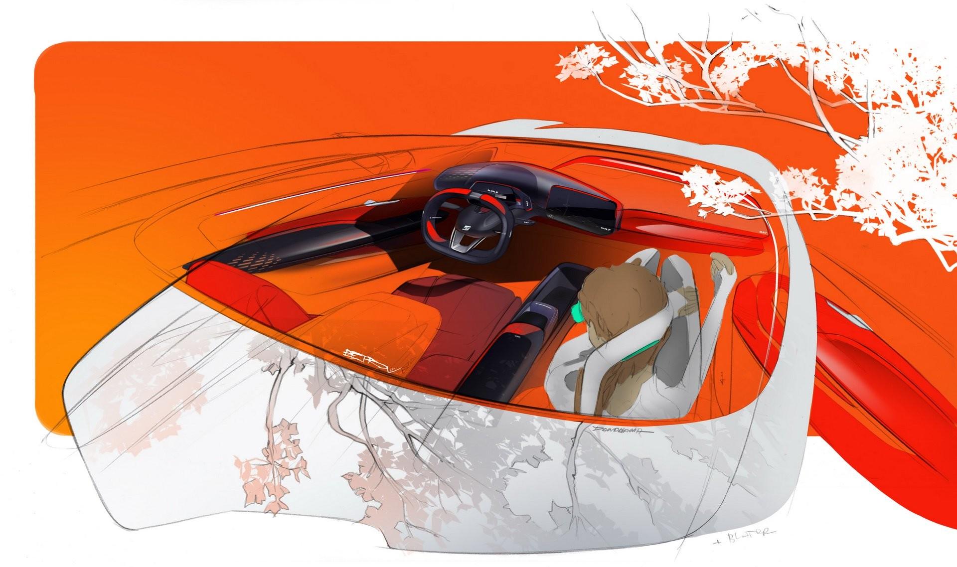 Foto de SEAT el-Born Concept (13/14)