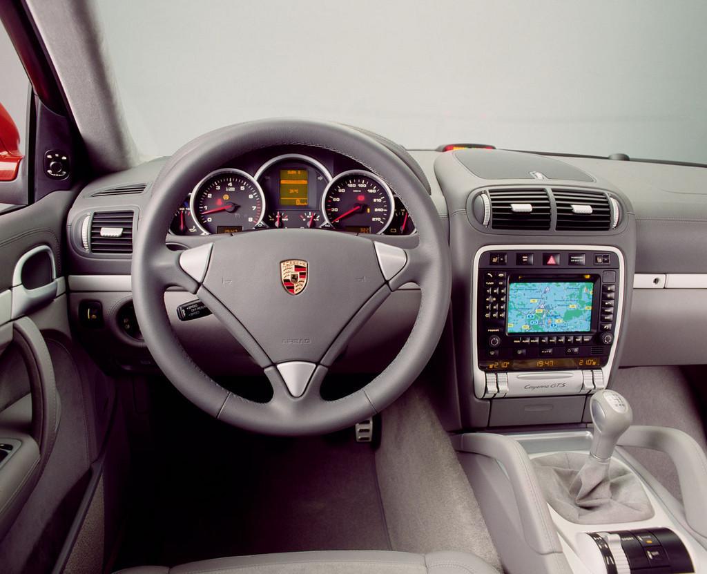 Foto de Porsche Cayenne GTS (4/4)