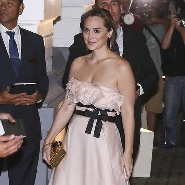 Lo mejor estaba por venir en la boda de Alessandra de Osma, la cena de gala nos trae los mejores looks de Tamara Falcó y Kate Moss